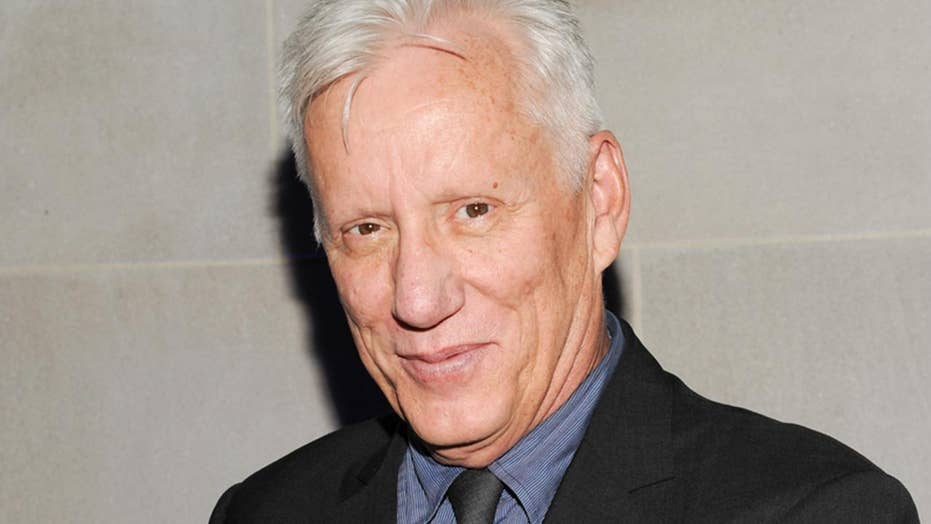 James Woods uses Twitter to support California wildfire victims