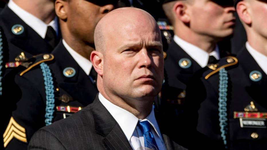 Matt Whitaker faces calls for recusal from Mueller probe