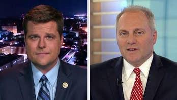 Reps. Gaetz, Scalise on Florida election chaos