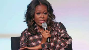 Michelle Obama takes on Trump in her new memoir 'Becoming'