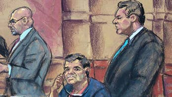 'El Chapo' trial begins in Brooklyn, New York