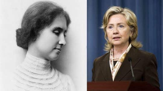 Texas education board to keep Hillary Clinton, Helen Keller in curriculum