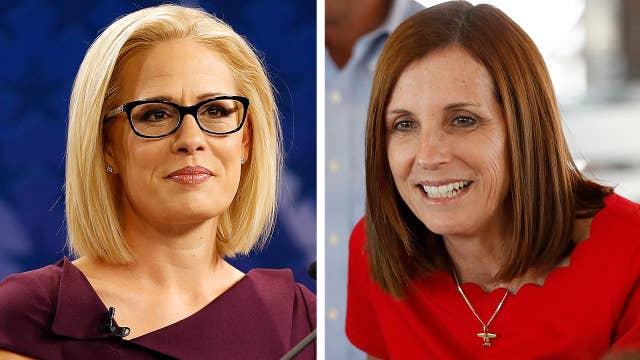 Kyrsten Sinema defeats Martha McSally in Arizona Senate race