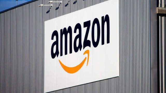 Amazon coming to New York City and northern Virginia