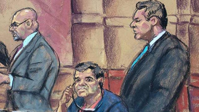 'El Chapo' trial begins in Brooklyn, New York