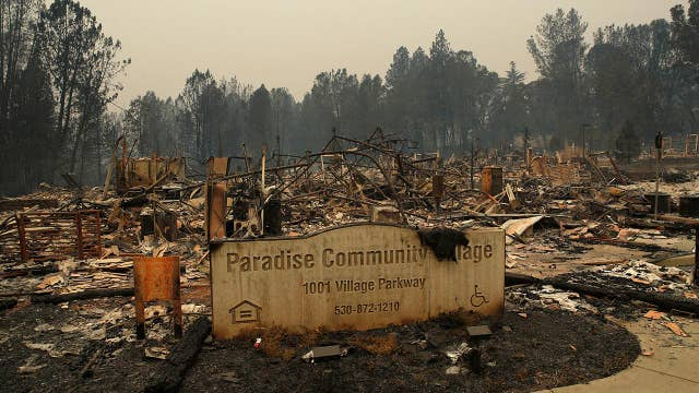 Victims of California's wildfires face long road to recovery