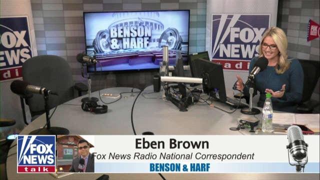 Fox News Radio National Correspondent Eben Brown
