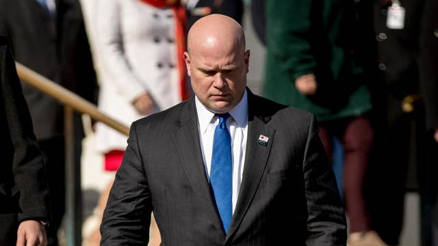 Maryland mounts legal challenge to Whitaker appointment