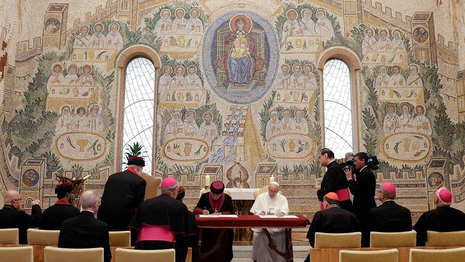 Vatican delays vote on clergy sex abuse reform