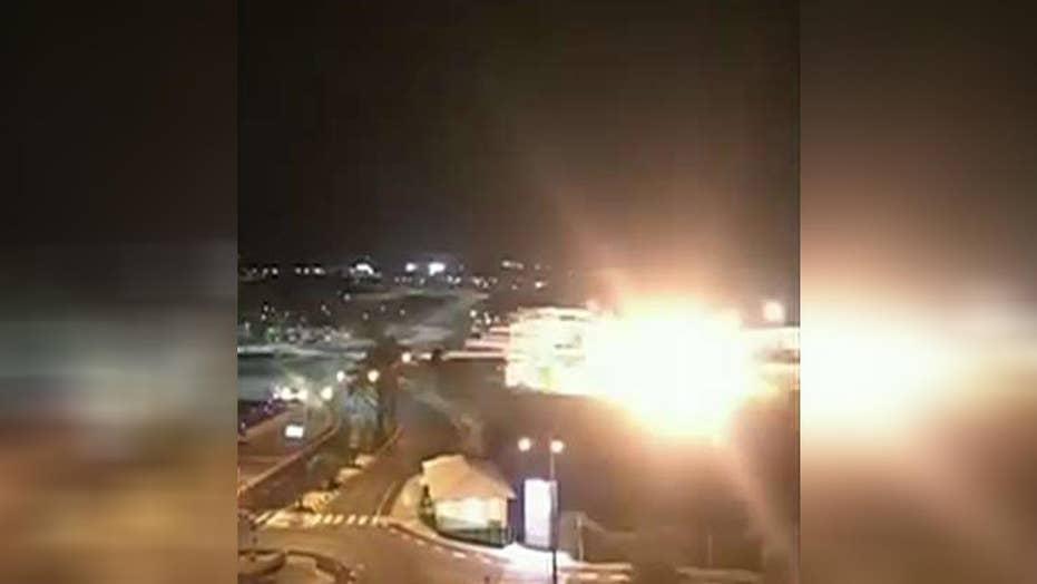 Israel and Hamas launch cross-border attacks