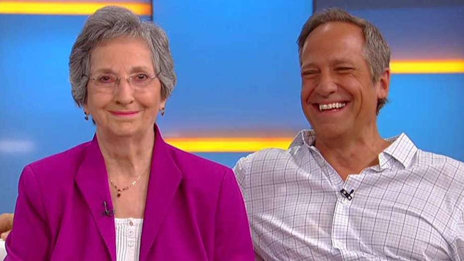 Mike Rowe's mom Peggy Rowe pens new memoir