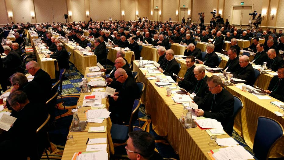 US bishops delay action on sexual abuse at Vatican's request