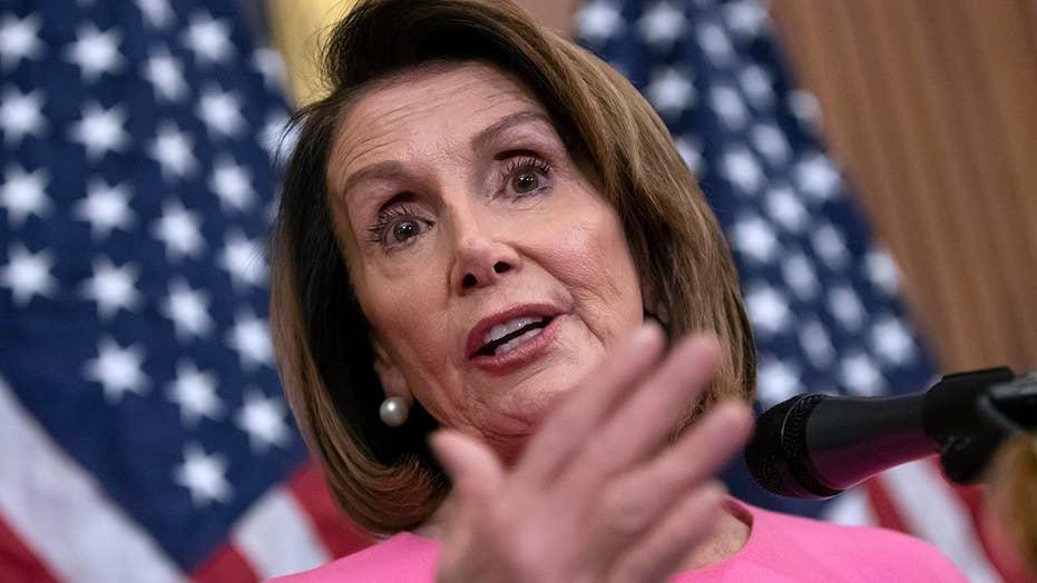 Pelosi plays gender card in bid for speaker