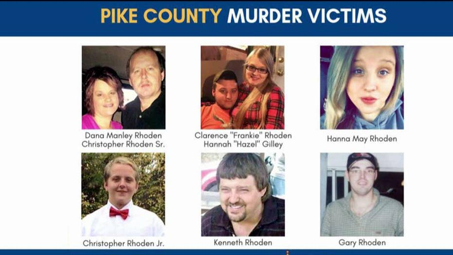 Arrests made in connection with 2016 massacre of Ohio family