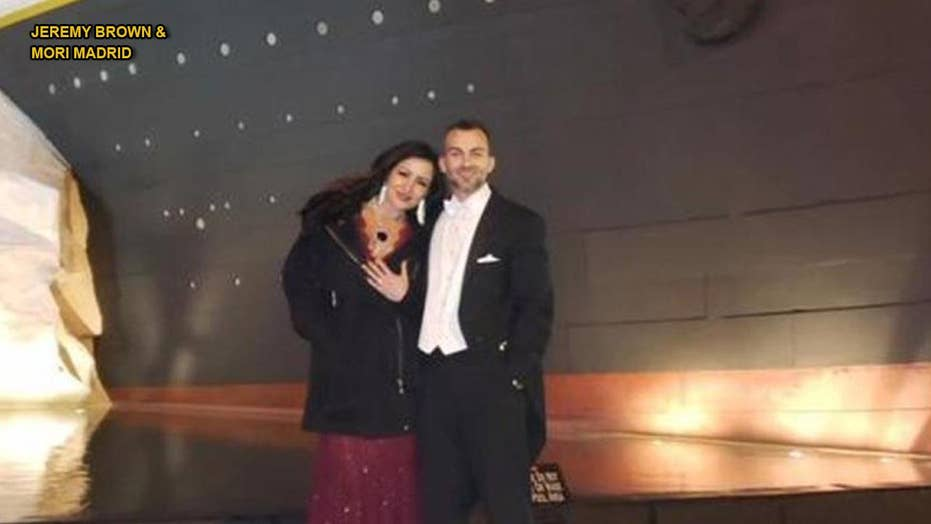 Groom-to-be plans 'Titanic'-inspired wedding proposal