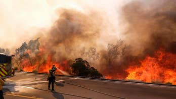 California fires overwhelm local authorities