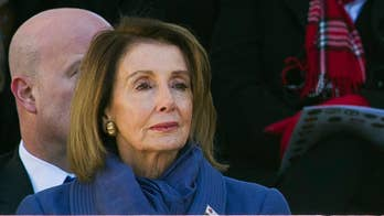 'Never Nancy' revolt brewing against Pelosi, as rebellious House Dems refuse support for speaker bid