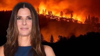 Celebrities step up to help wildfire victims in California