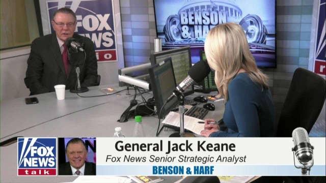 Fox News Senior Strategic Analyst General Jack Keane