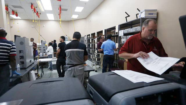 Will the Florida recount produce election results?