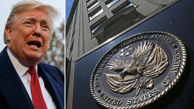Trump administration cracks down on 'official time' at VA