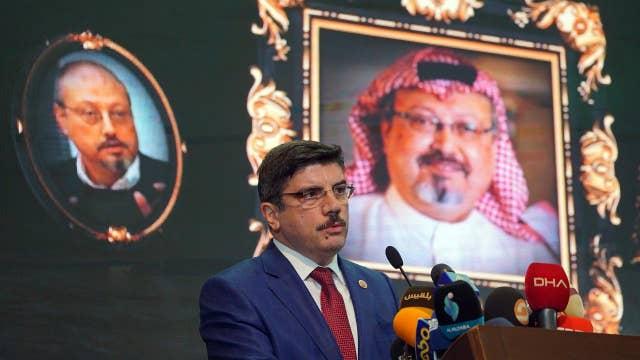 Smoking gun? Turkey shares recording of Khashoggi killing