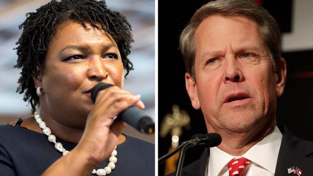 Will Georgia's gubernatorial race face a runoff?