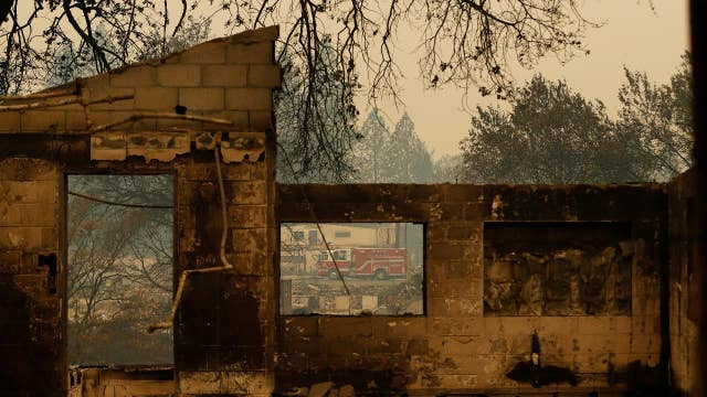 Fires continue to devastate California communities