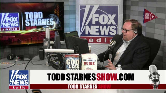 Todd Starnes & Spencer Brown