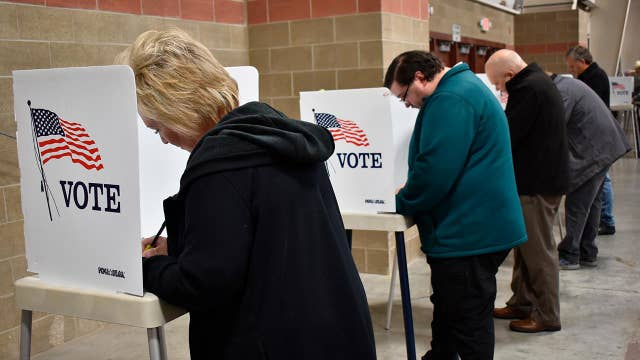 Voter turnout for the 2018 midterms was highest since 1914