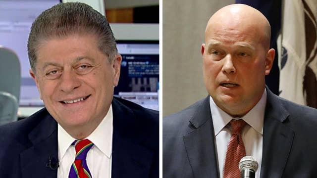 Napolitano on what DOJ's defense of Matt Whitaker ignores