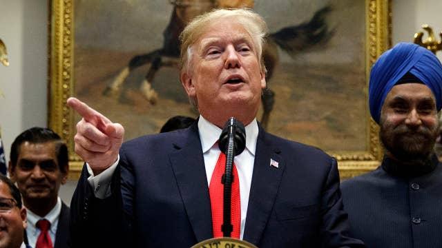 President Trump makes remarks on criminal justice reform