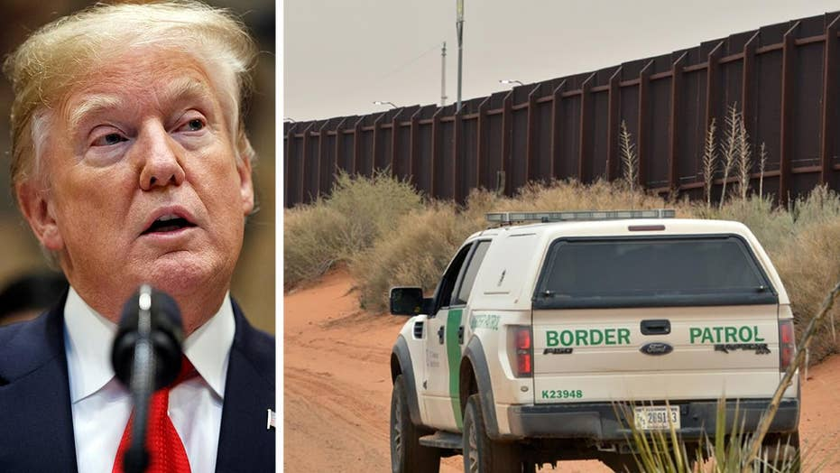 Border wall funding feud continues