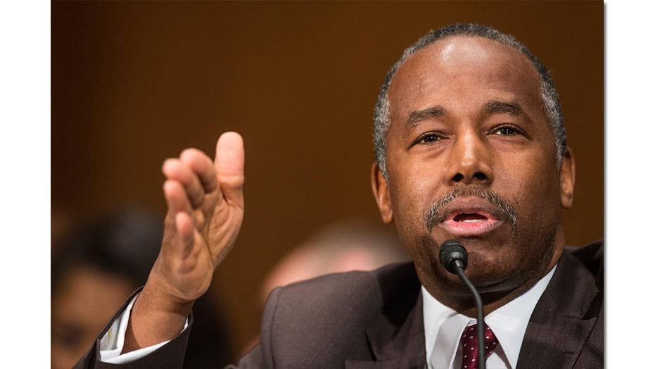 Report: Detroit high school may remove Ben Carson's name