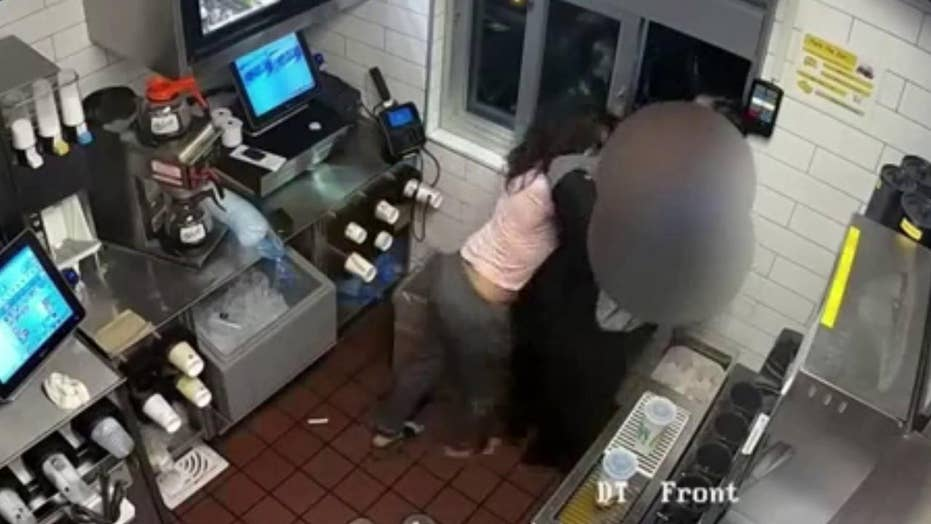 Image result for A McDonald's employee in South Carolina was reportedly charged with assault after physically attacking her manager with crispy bacon.