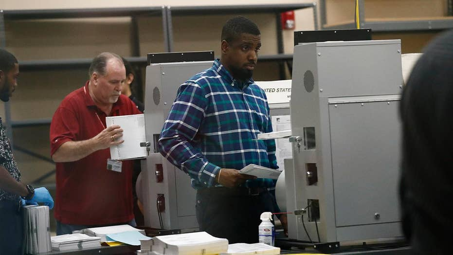 Deadline looms for Florida recount