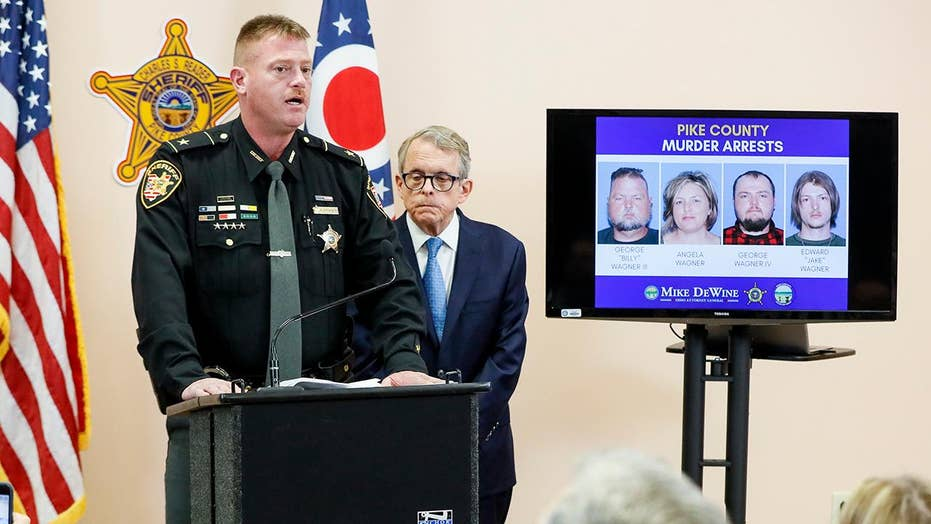 Suspects identified in murder of Ohio family