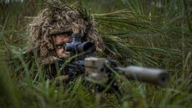 Army sets sights on new sniper camouflage