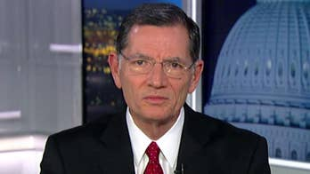Barrasso: Whitaker is a legitimate temporary appointment