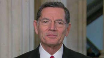 Barrasso: Senate will confirm judges with or without Flake