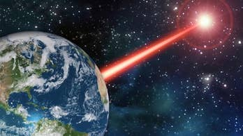 New study suggests lasers could be used to signal aliens