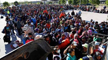 Border Patrol union chief: Fake asylum seekers game system