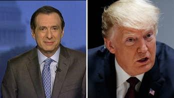 Media furor over Trump trashing Mueller probe as 'absolutely nuts'