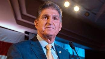 Joe Manchin mulls West Virginia gubernatorial run in 2020