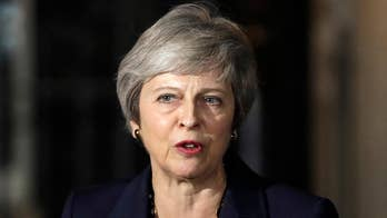 Brexit chaos continues as UK's Theresa May warns against a leadership change