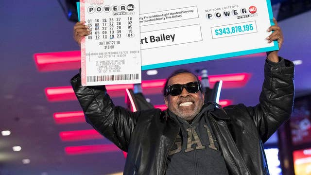 New York City man hits historic Powerball after playing same numbers for 25 years