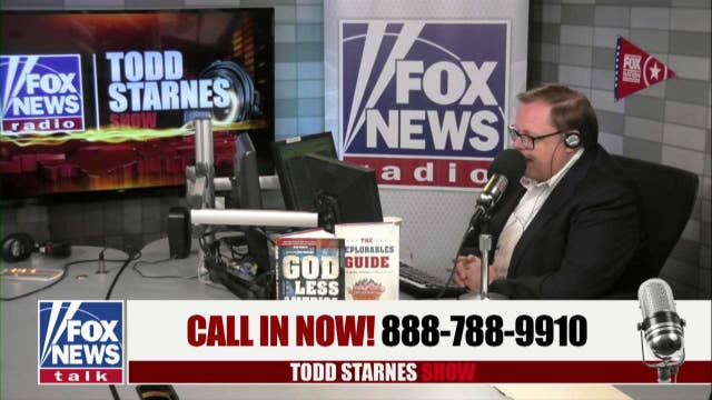 Todd Starnes and Rep. Scott Perry