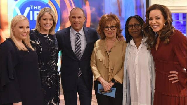 'The View' co-hosts go after Michael Avenatti