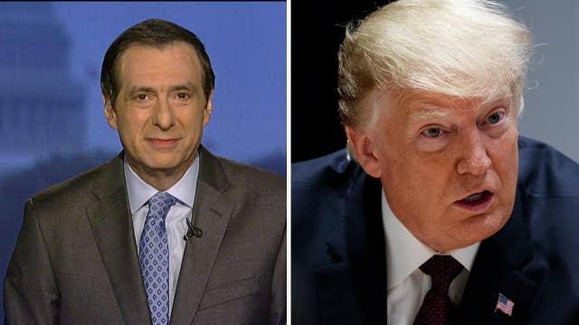 Kurtz: Why the president is unloading on Mueller now