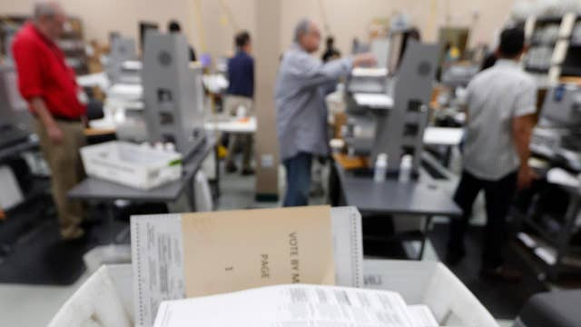 Lawsuits, missed deadline and no declared winners in Florida